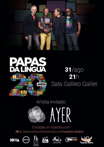 31 concierto - Papas da Lingua